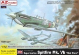 1/72 Supermarine Spitifre Mk.Vb 'Red Stars'***