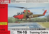 1/72 Bell TH-1G Training Cobra (3x camo) HQ