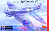 1/72 Spitfire Mk.VC 'Four Barrels over Malta'**