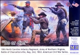 1/35 18th North Carolina Inf.Regiment,1863 (5 fig)