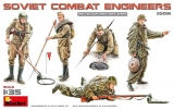 1/35 Soviet Combat Engineers (5 fig.)