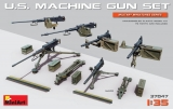 1/35 U.S. Machine Gun Set (incl. PE)