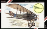 1/48  Spad D.VII Captured Ger.Jasta 38 Marking
