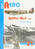 Publ. AERO - Spitfire Mk.V (Czech text) Vol.1