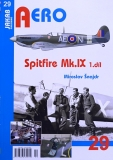 Publ. AERO - Spitfire Mk.IX (Czech text) Vol.1