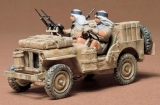 1/35 BRITISH SPECIAL AIR SERVICE JEEP