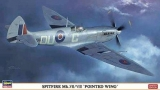 "1/48  Spitfire Mk.VII/VIII ""Pointed Wing"""