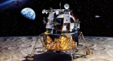 "1/100  Apollo: Lunar Module ""Eagle"""
