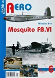 Publ. AERO - Mosquito FB.VI (Czech text)