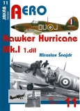 Publ. AERO - H. Hurricane Mk.I (Czech text) Vol.1