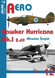 Publ. AERO - H. Hurricane Mk.I (Czech text) Vol.2