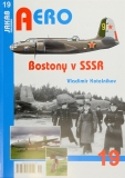 Publ. AERO - Bostons in USSR (Czech text)