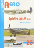 Publ. AERO - Spitfire Mk.V (Czech text) Vol.2