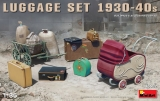1/35 Luggage Set 1930-40s