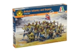 1/72   British Infantry and Sepoys