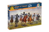 1/72   British 11th Hussars (Crimea war)