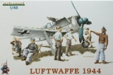 1/48  LEFTWAFFE FIGHTER CREW 1944