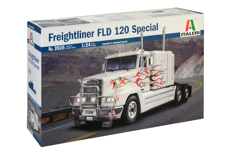 1/24   FREIGHTLINER FLD 120 SPECIAL
