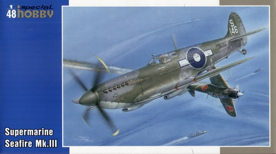 "1/48  Supermarine Seafire Mk.III  ""Last Fights Over Pacific"""