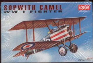 1/72  Sopwith Camel