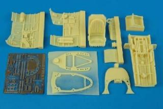 1/32 Spitfire Mk. V Cockpit Set   (HAS)