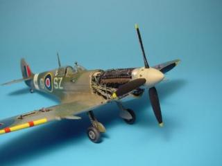 1/48 Spitfire Mk.IX engine set (HAS)