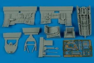 1/48 Spitfire Mk.XIVc cockpit set  (ACAD)