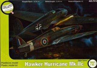 1/72 Hawker Hurricane Mk.IIc Night Fighter