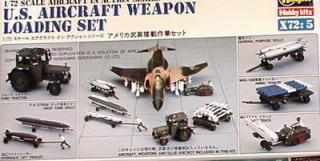 1/72  US W.Loading Set
