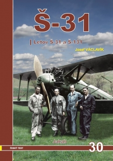 Publ. Letov Š-31 and Š-131 (Czech text)