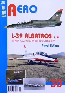 Publ. AERO - Albatros L-39 (Czech text) Vol.1