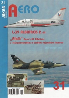 Publ. AERO - Albatros L-39 (Czech text) Vol.2