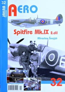Publ. AERO - Spitfire Mk.IX (Czech text) Vol.2