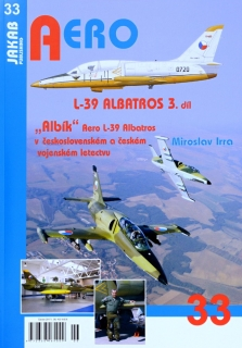 Publ. AERO - Albatros L-39 (Czech text) Vol.3