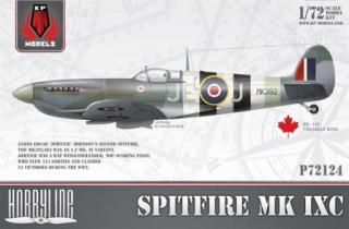 1/72 Spitfire Mk.IXC Canadian Wing (J.Johnson)