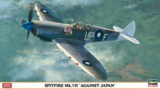 "1/48  Spitfire Mk.VIII ""Against Japan"""