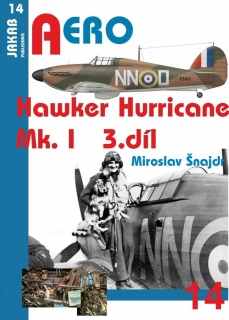 Publ. AERO - H. Hurricane Mk.I (Czech text) Vol.3