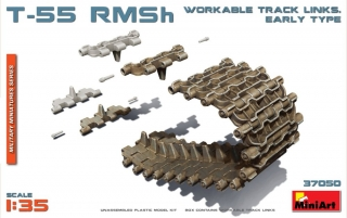 1/35 T-55 RMSh Workable Track Links (early)