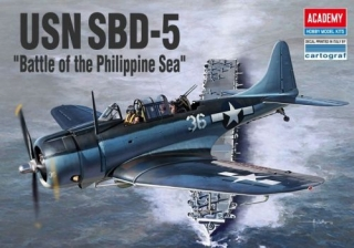"1/48  SBD-5 ""Battle of the Philippine Sea"""