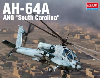 "1/35  AH-64A ANG ""South Carolina"""