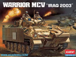 "1/35  Desert Warrior ""Iraq 2003"""