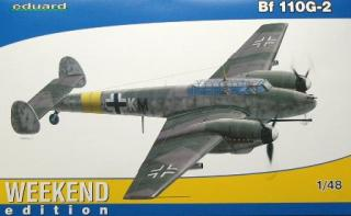 1/48  1/48  Bf 110G-2 (Weekend Edition)